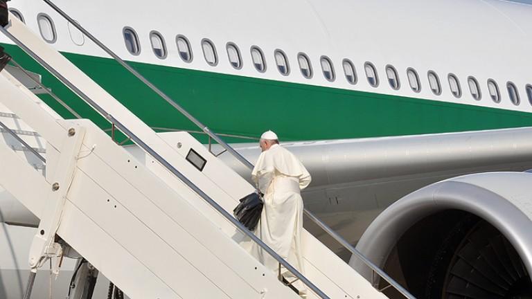 viagem do Papa ao Iraque