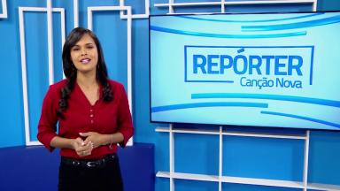 Repórter Canção Nova | 14.fev.2021