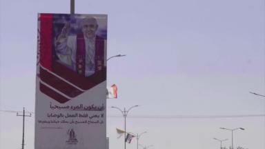 Católicos do Iraque se preparam para a chegada do Papa Francisco