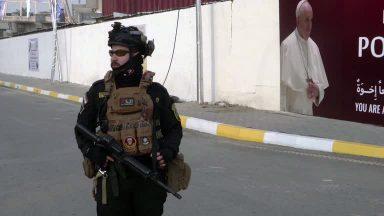 Iraque reforça segurança para visita do Papa Francisco
