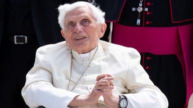 Papa emérito Bento XVI completa 70 anos de sacerdócio