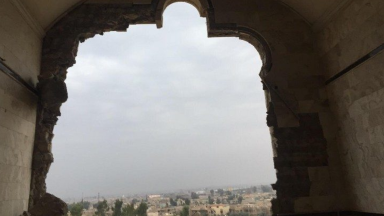 Monges de Erbil: às destruições retribuímos com orações