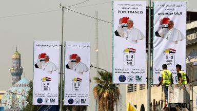 Visita do Papa ao Iraque traz coragem e esperança, diz bispo do país