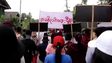 Violência em Mianmar: após golpe, total de vítimas passa de 450