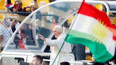 """""""O Iraque ficará sempre no meu coração"""", afirma Papa"""