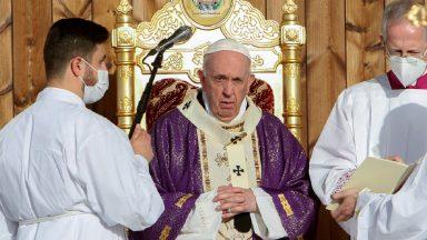 Papa em Missa no Iraque: só Jesus pode purificar-nos das obras do mal