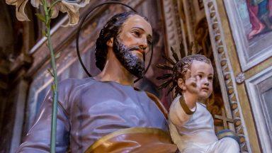 No mês de São José, professor Felipe Aquino destaca virtudes do santo