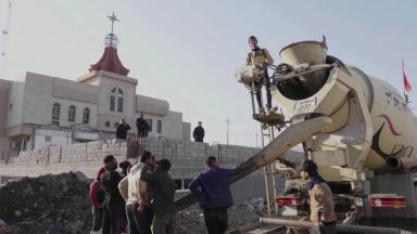Igreja Católica no Iraque incentiva o retorno dos cristãos a Qaraqosh