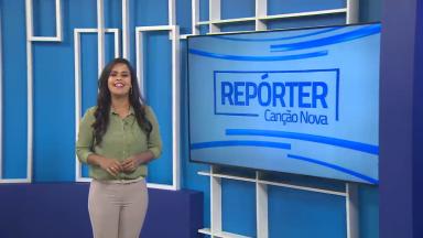 Repórter Canção Nova | 28.mar.2021