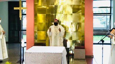 Dom Joel aos bispos: apresentar dificuldades e esperança ao Senhor
