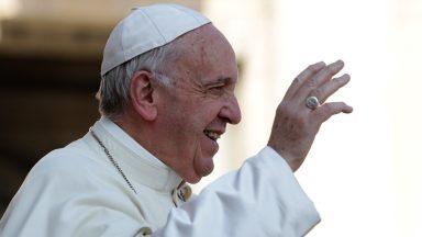 Em 12 de novembro, Papa Francisco encontra os pobres em Assis