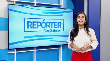Repórter Canção Nova | 04.abr.2021