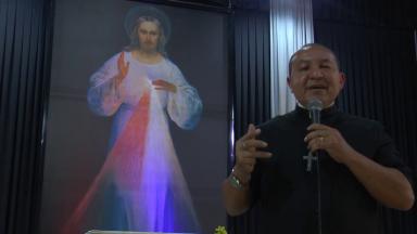 Canção Nova de Curitiba se prepara para a festa da Divina Misericórdia