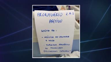 Médica de Brasília cria prontuário afetivo e iniciativa se espalha pelo Brasil