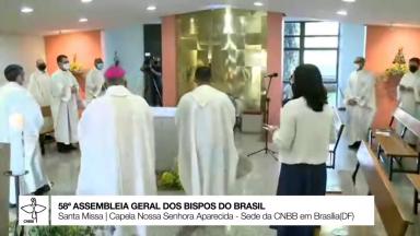 Assembleia Geral dos bispos segue no segundo dia de atividades on-line