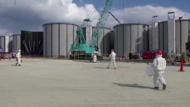 Japão pode jogar água radioativa da usina de Fukushima no mar
