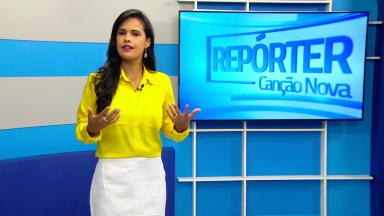 Repórter Canção Nova | 18.abr.2021