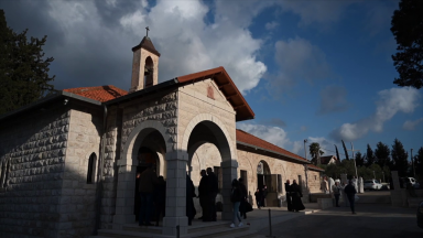 Custódia da Terra Santa consagra a Igreja do convento do Arcanjo Gabriel
