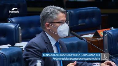 Senadores definem a data para a instalação da CPI da Covid