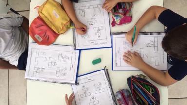 Pandemia provoca atrasos na alfabetização das crianças
