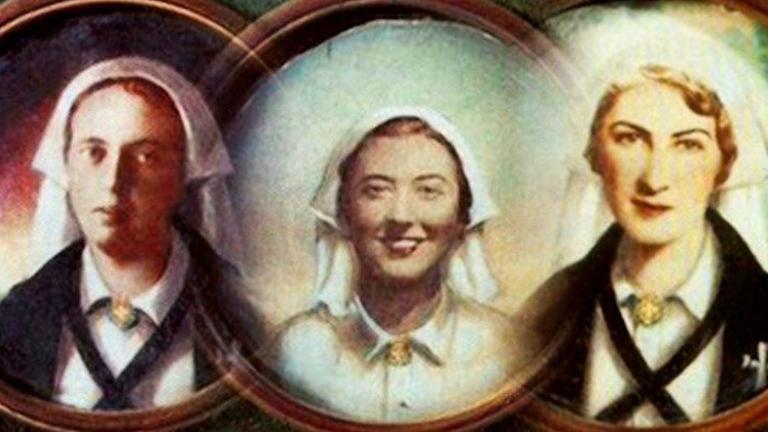 beatas da espanha divulgação Espanha: beatificadas as três enfermeiras leigas e mártires