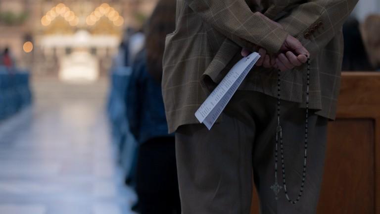 oração terço maratona de oração daniel ibanez CNA Neste domingo, Terço da Maratona de Oração será no Santuário de Pompeia