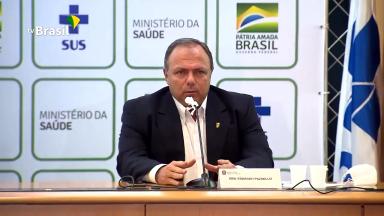 CPI da Covid-19 espera ouvir o ex-ministro da saúde Eduardo Pazuello