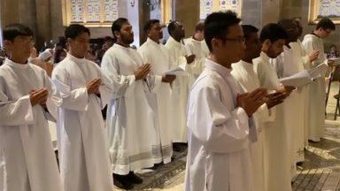 Congregação Salesiana na Terra Santa ordena 14 novos diáconos