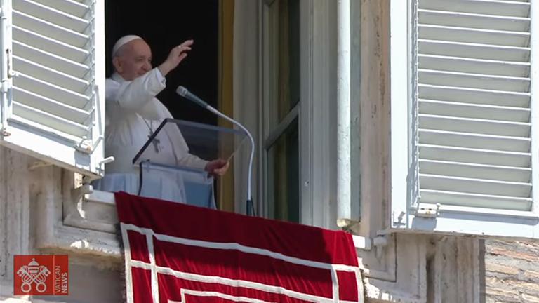 Pos Angelus 27 06 2021 A fé cristã é viva no Oriente Médio apesar dos sofrimentos, afirma o Papa