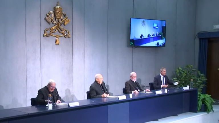 apresentacao dia de oracao pelo libano reproducao youtube vatican media Vaticano apresenta programação do Dia de Oração pelo Líbano