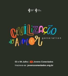 cartaz seminario juventude e solidariedade divulgacao Seminário on-line e gratuito discutirá juventude e solidariedade