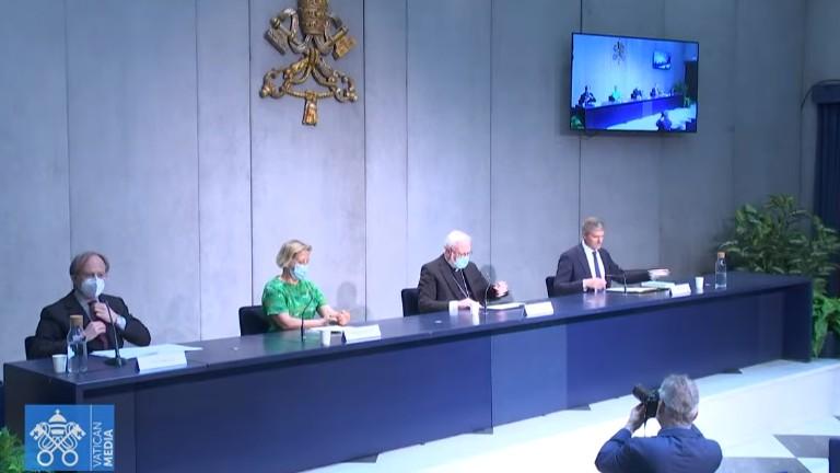 coletiva encontro sobre mudanca climatica reproducao vatican news Rumo à COP26, evento une fé e ciência na questão da mudança climática