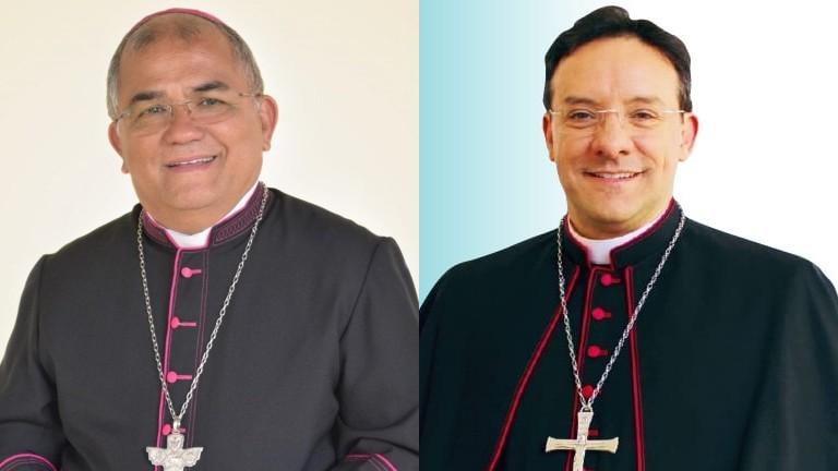 novos arcebispos de são luís e de santa maria