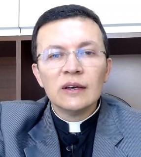padre crispim guimaraes reproducao Matrimônio é caminho para a santidade, lembra padre