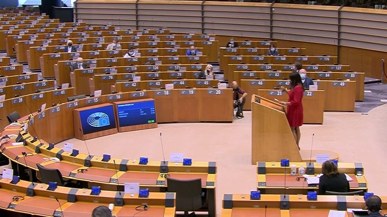 parlamento europeu aprovou o relatório matic