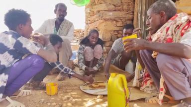Na Etiópia, 350 mil pessoas de Tigré estão passando fome