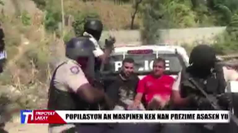 Assassinos Haiti Reuters Dois suspeitos são detidos pelo assassinato do presidente do Haiti