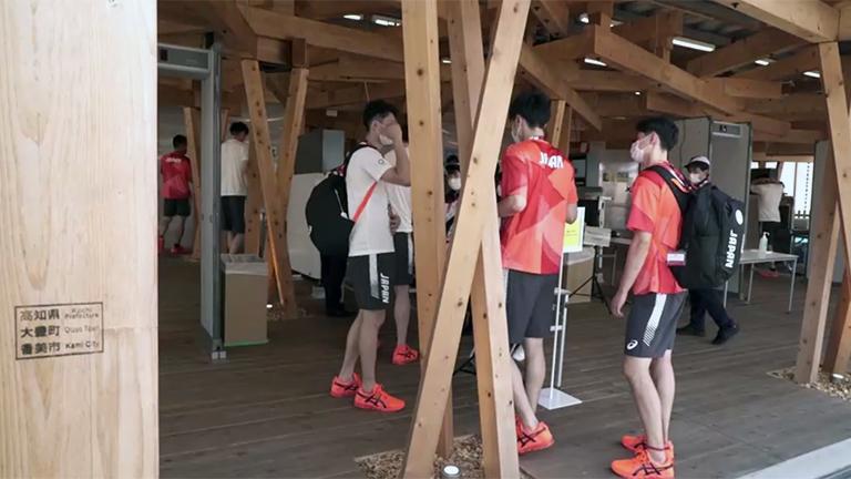 Atletas Toquio Olimpiadas Reuters Autoridades em Tóquio atentam sobre infecções entre atletas