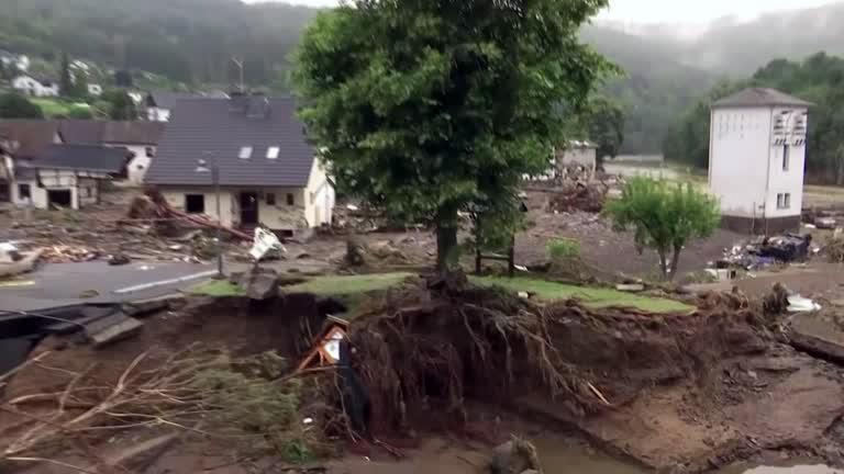 Chuvas China Alemanha Reuters Chuvas torrenciais: efeitos das mudanças climáticas, afirma especialista