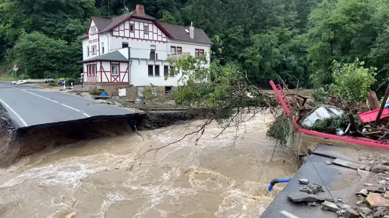 Inundacao Alemanha Reuters Polônia tem Dia de Solidariedade pelas vítimas das enchentes na Europa
