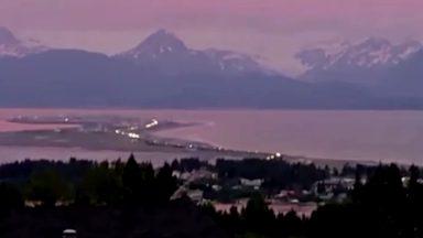 Alasca (EUA) é atingido por terremoto de magnitude 8,2