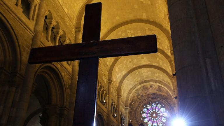 cruz peregrina JMJ FotoJMJLisboa2023 Arlindo Homem Cruz da JMJ vai percorrer a Espanha em setembro e outubro