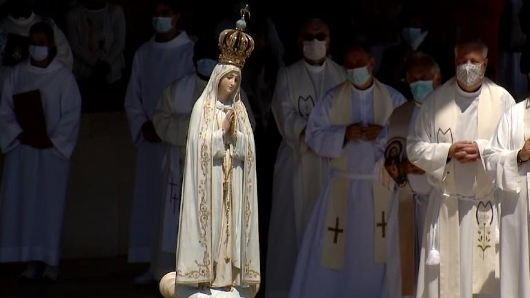 peregrinacao fatima reproducao tv cn portugal Em Fátima, peregrinação recorda terceira aparição de Nossa Senhora