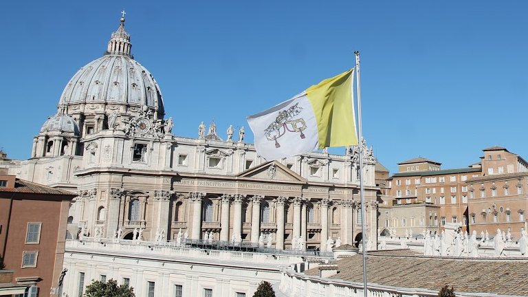 santa sé vaticano bandeira Bohumil Petrik CNA Santa Sé sobre crise no Afeganistão: respeitar os direitos humanos