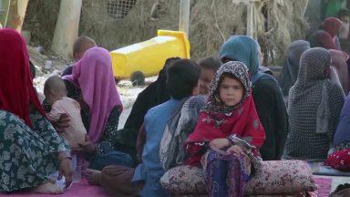 Papa Francisco pede boas-vindas e proteção aos refugiados afegãos