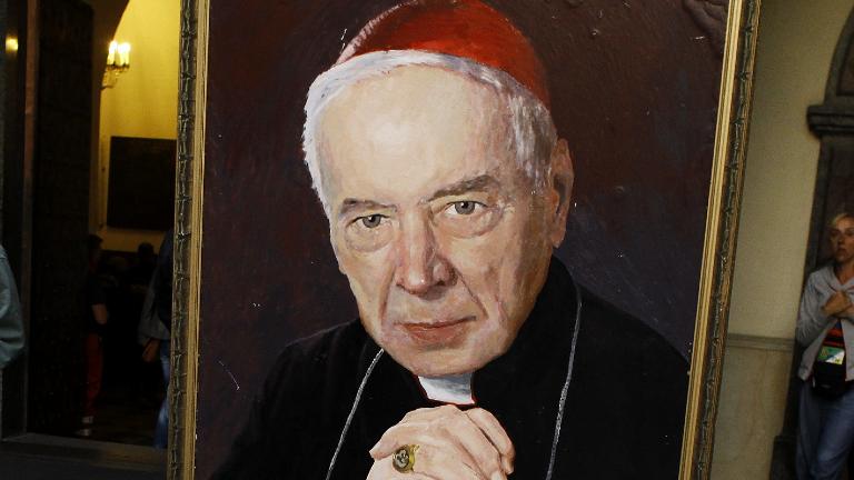 Cardial Stefan Wyszynski Reuters Na Polônia, cardeal Wyszyński será beatificado em 12 de setembro