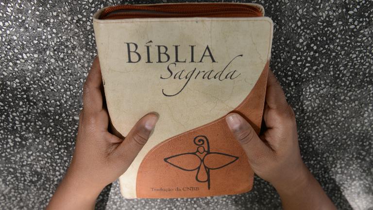 bíblia sagrada mês da biblia wesley almeida cn Celebração Eucarística marcará abertura do Mês da Bíblia 2021