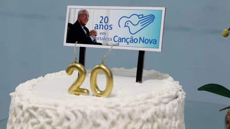 canção nova 20 anos Renata Sampaio Canção Nova Fortaleza Missão da Canção Nova em Fortaleza completa 20 anos