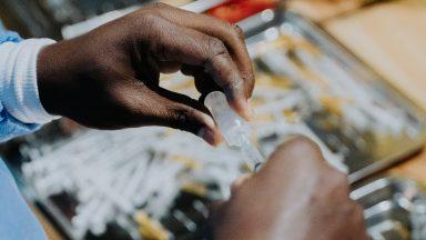 Hospital na Libéria agradece ao Papa por doação de equipamentos