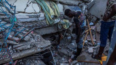 Solidariedade para o Haiti: Papa próximo das vítimas do terremoto